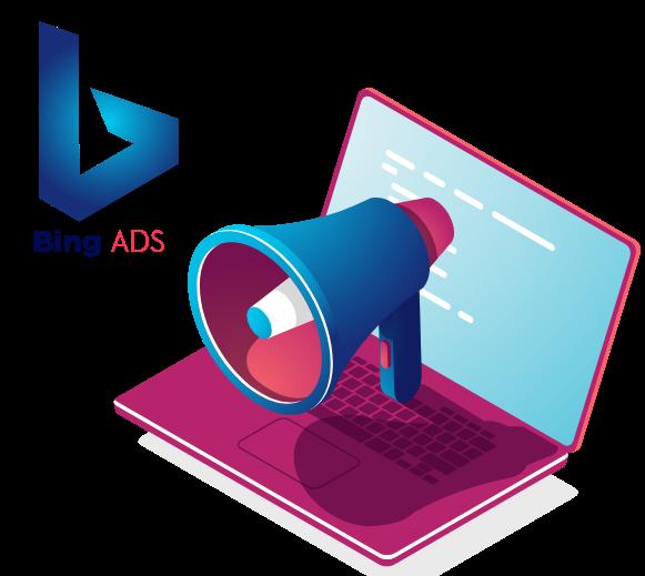 Bing Ads by Mildain Digital Agency