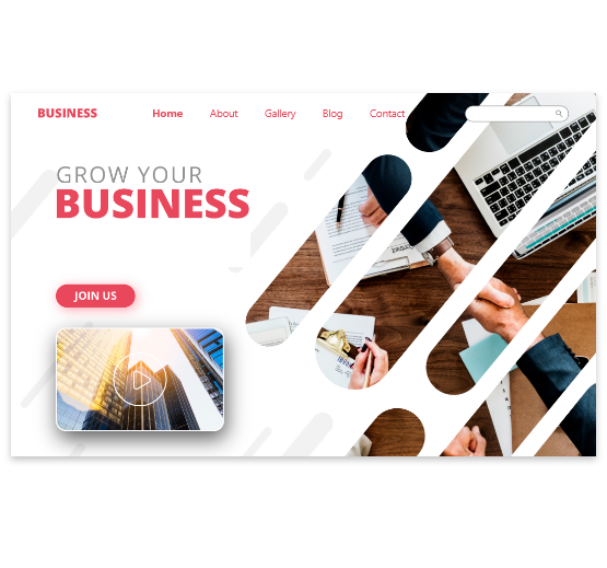 Small Business Websites Design & Development Company in California