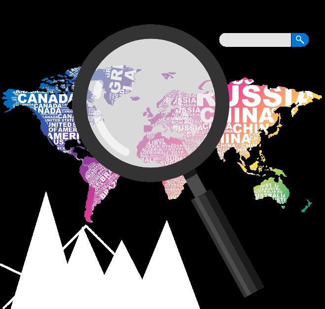 Global Multi language SEO by Mildain Digital Agency