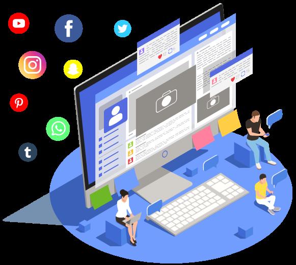 Social Media Advertisements Mildain Digital Agency